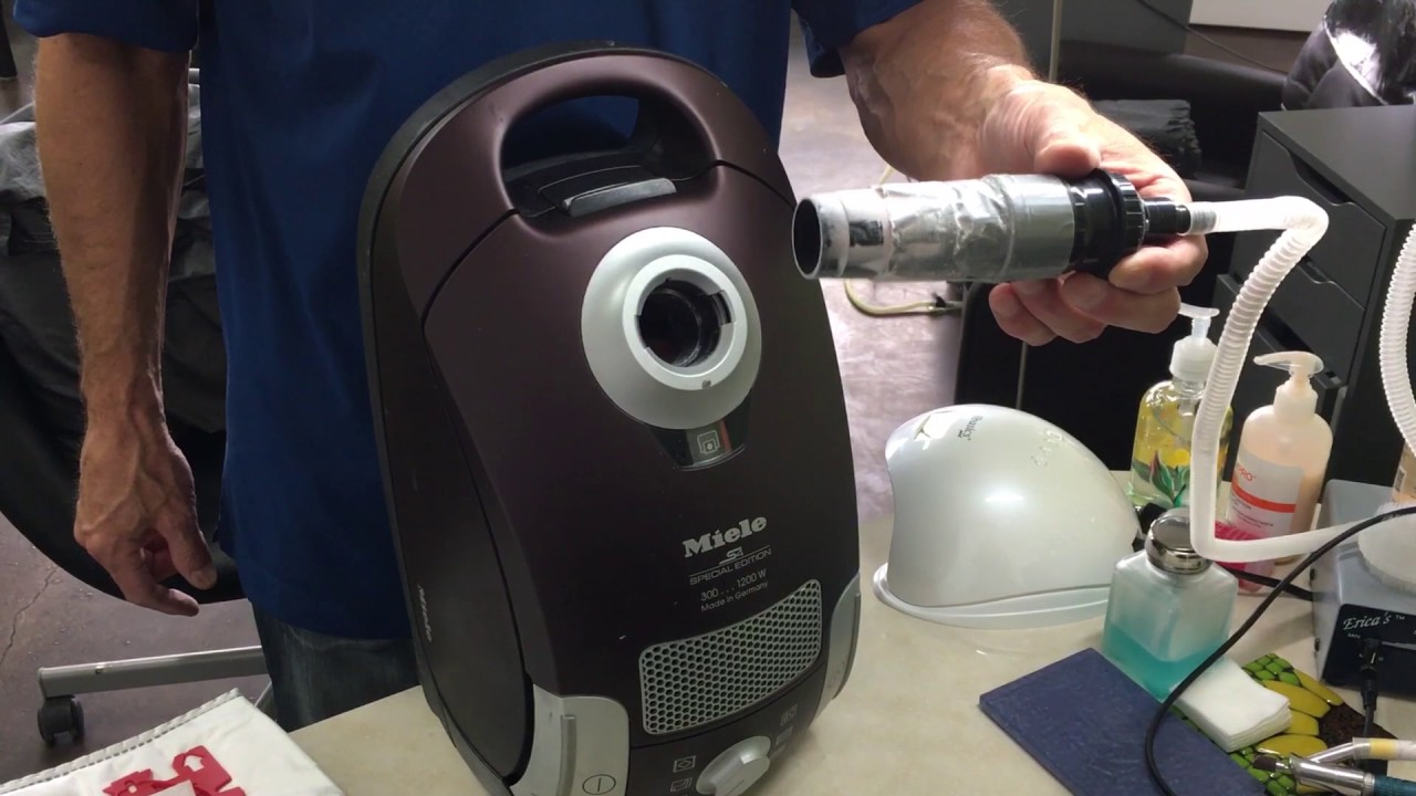TIMAL with Miele Vacuum - Tim\'s Tutorial Tuesday - YouTube