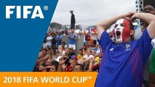 Фестивали болельщиков FIFA в России 2018