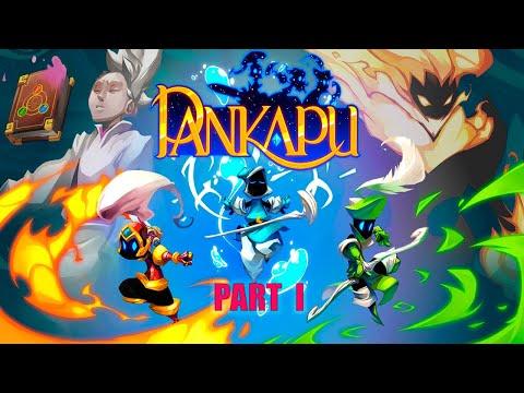 Pankapu - Metroidvania Lite - Part 1 |