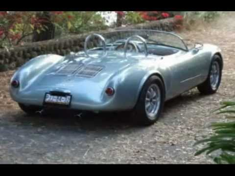 Porsche Spyder 550 Kit Replica Speedster 356 Mg Tf Vw