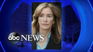 Felicity Huffman to plead guilty in college admissions cheating scandal