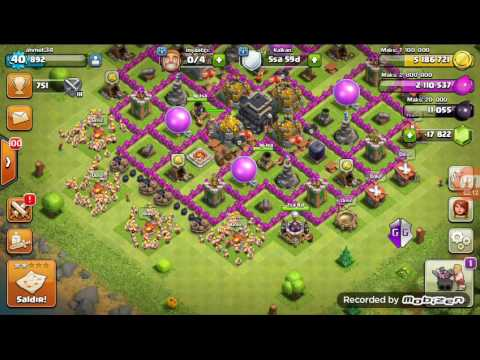 Clash Of Clans 2016 Hile Game Guardian