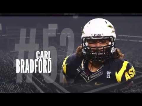 Carl Bradford - 2014 NFL Draft profile