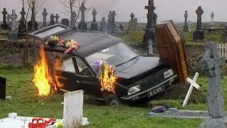 You let Dougal do a Funeral?