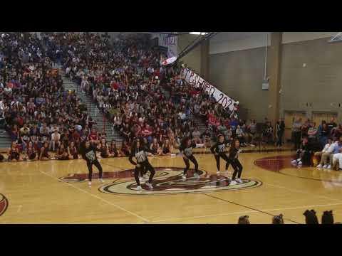Desert Oasis High School Welcome Back Assembly 2017-2018 - DBack Dance
