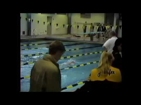 1992 Decatur Central at Lebanon Tiger Sharks boys 200 Freestyle