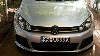 Volkswagen Golf jetta mk6 Far Anahtarı Sökmek