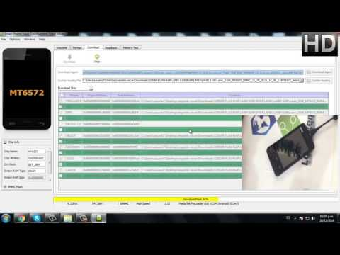 cargar software celular lanix, M4, Nyx, y ZTE#13