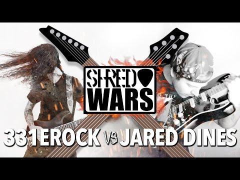 Shred Wars - Jared Dines VS 331Erock