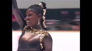"""Surya Bonaly 1991 NHK Trophy - Exhibition """"Madame Butterfly"""""""