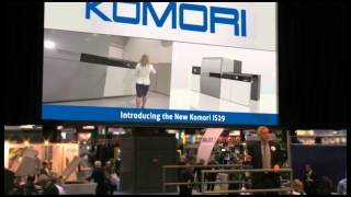 Komori Impremia IS29 Live Demonstration