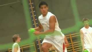 Beach Handball: Training - Пляжний гандбол: Тренування