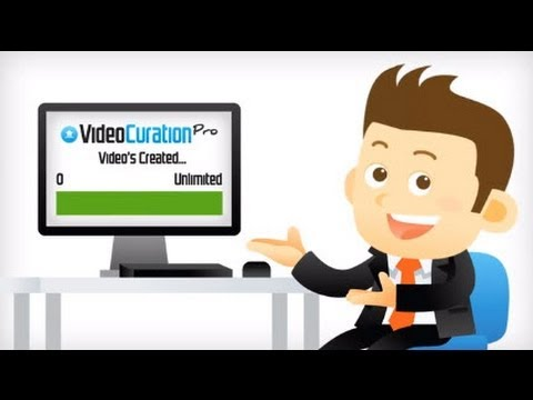 Video Curation Pro | Ultimate Video Marketing Software