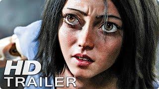 ALITA: BATTLE ANGEL Trailer German Deutsch (2018)