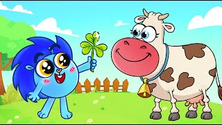 ???? The Animals On The Farm Song ???? ???? ???? | Nursery Rhymes and Kids Songs by Baby Zoo ????????????????????