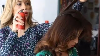 How to Add Volume to Hair Using Hairspray : Tips to Style & Maintain Hair