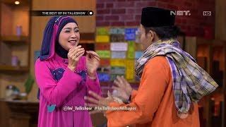 The Best Of  ni Talk Show   Senengnya Desy Disamperin Kabayan