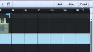Joe Gilder's Studio One Tutorial Series Episode 23: Start, Song, and Project Buttons