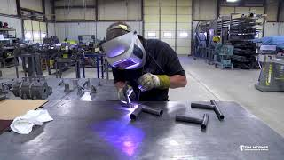 Weld Quality & Tacking - Fabrication Series: 08