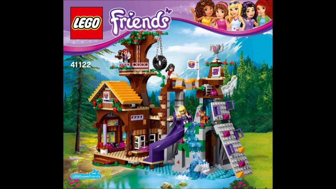 It is a picture of Smart Lego Friends Images