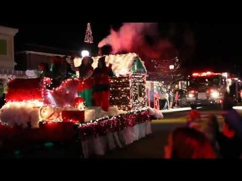 Kilmarnock Lighted Christmas Parade