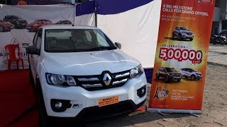 Renault kwid 2018 ! full detailed review in Hindi ! price ! mileage ! features !