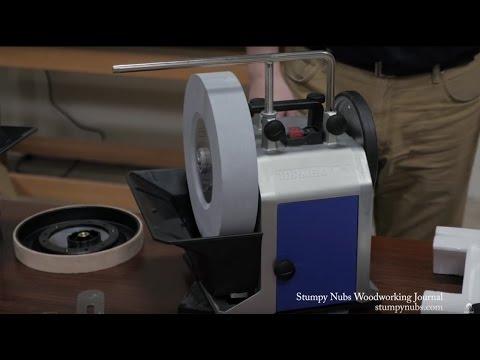 Tormek T-7 vs. New! Tormek T-8 Sharpening System | Stumpy Nubs
