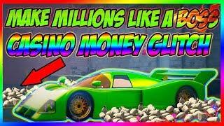 I Make 500Million$ Solo- GTA 5 ONLINE MONEY GLITCH *Casino Glitch Unlimited Money 1.48*