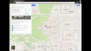 White House and Capitol Building given racist labels on Google Maps Free HD Video