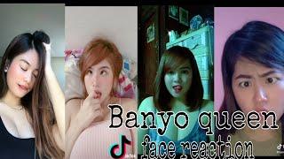 Download lagu Banyo queen tiktok challenge (face reaction so cute)