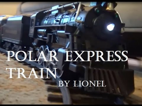 G Scale Trains Polar Express Train Set | Toy Christmas Train | Thomas Rides in the Back