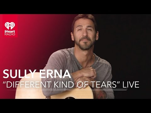 """Sully Erna - """"Different Kind of Tears"""" // Live at iHeartRadio"""