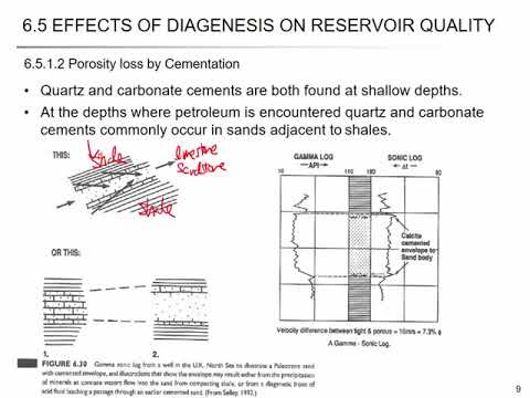 CE421 Energy Geotechnology and Geology - Lec 15: THE RESERVOIR (5)