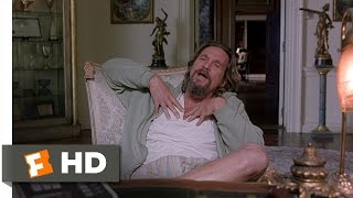 The Big Lebowski (3/12) Movie CLIP - I