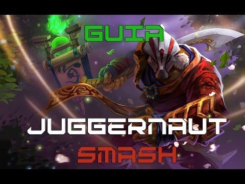 Guia Juggernaut por Smash
