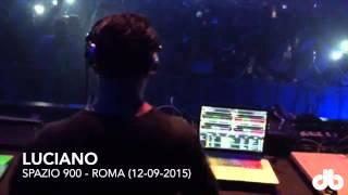 Luciano @ Spazio 900 Roma - 12.09.15