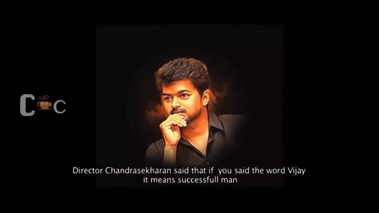 ilayathalapathy vijay biography of abraham