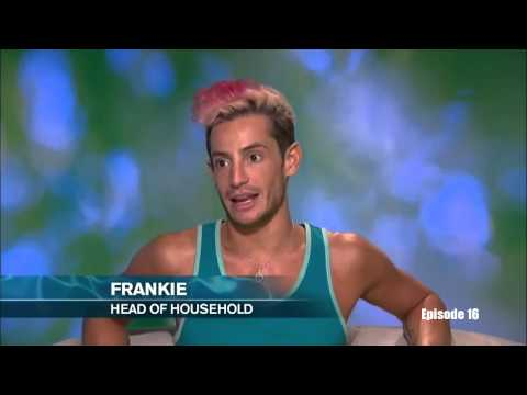 The Frankie J. Grande Diary Room Sessions