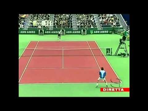 ATP Rotterdam 2005: Federer - Ljubicic (Final) Highlights
