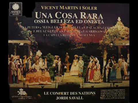 MARTIN Y SOLER Una cosa rara - finale repris par Mozart .wmv