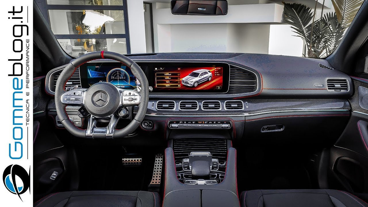 2019 mercedes gle 53 amg interior exterior and drive. Black Bedroom Furniture Sets. Home Design Ideas