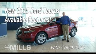 2015 Ford Taurus vs  Chevy Impala, Buick LaCrosse, Chrysler 300, Toyota Avalon