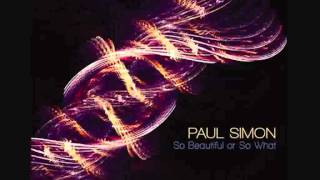 Paul Simon - Love Is Eternal Sacred Light (with lyrics)