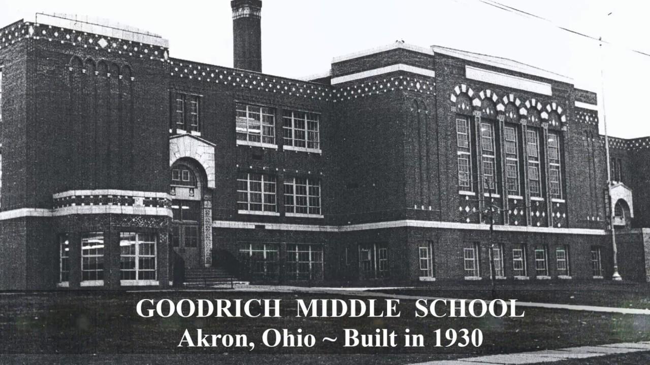 Goodrich Middle School Fire Alarm Youtube