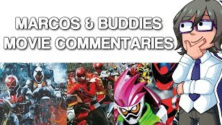 Marcos & Buddies Movie Commentary Compilation