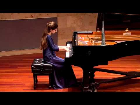 J.S. Bach Prelude and Fugue VIII in E flat minor, BWV 853 by Marie Kelly (16)