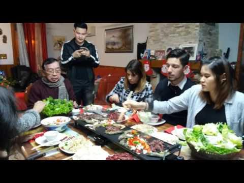 Famille noy et cinq nachampassak