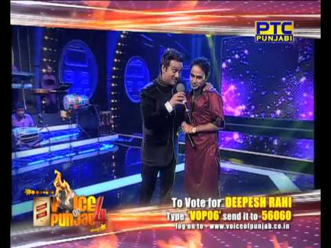 Voice Of Punjab | Season 4 | Deepesh Rahi