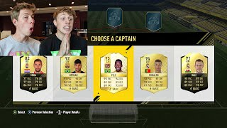 FIFA 17 - THE MOST IMPOSSIBLE FUT DRAFT!!!