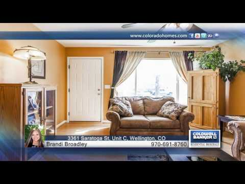 3361 Saratoga St, Unit C Wellington, CO | $200,000 | coloradohomes.com